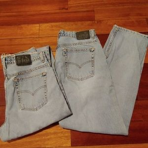 Levi's - Silver Tab - Relaxed Guy's Fit - Str Leg